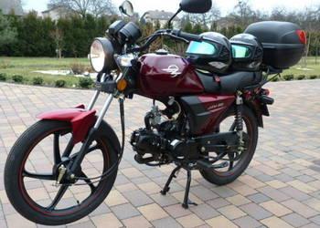 SPRZEDAM MOTOROWER  ZIPP JZV 50