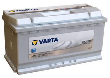 Akumulator VARTA SILVER 100Ah/830A H3