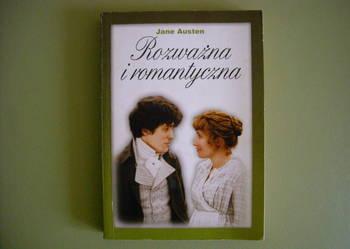 """""""Rozważna i romantyczna"""" Jane Austen"""