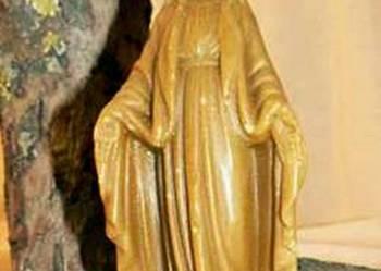 Świece , figurki z wosku pszczelego Matka Boska (mała)