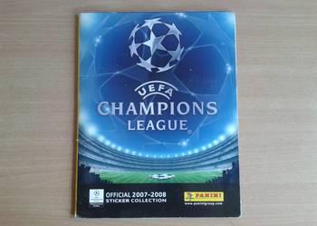 Naklejki do albumu Panini UEFA Champions League 2007/2008