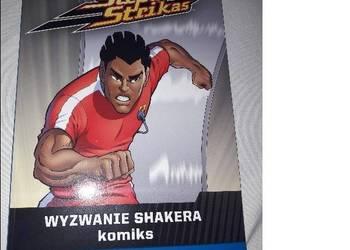 Supa Strikas - Wyzwanie Shakera