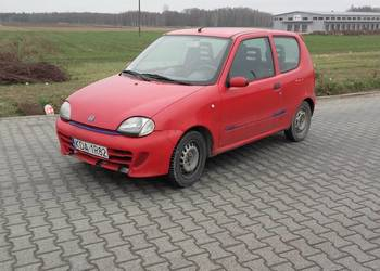 Sprzedam Fiat Seicento 1.1+LPG