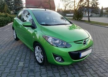 Mazda 2 1.6 Diesel! 2012rok! Bogata wersja! Klima! Ładna