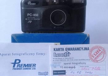 Aparat fotograficzny Premier PC-850 + drugi gratis Fujifilm