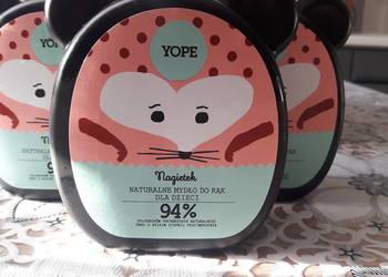 Sprzedam naturalne mydła dla dzieci Yope