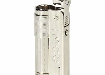 IMCO Super 6700 z logotypem, zapalniczka benzynowa, chrom