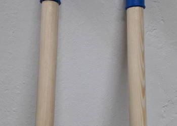 Kij drewniany 120 cm do miotły,mopa,szczotki gwint, zawieszk