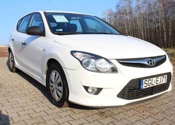 Hyundai I30 2010r 1,4 benzyna + LPG 143 tys km - 24000zł