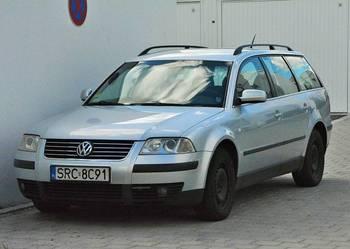 Volkswagen Passat 1.9 TDI zarejestrowany klimatronic kombi