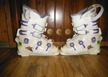 Buty narciarskie damskie dachstein 39/40 25 cm