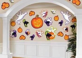 Halloween, sztuczna krew, dekoracje, maski, kapelusze