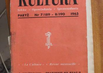 Kultura (Sołżenicyn) Paryż Nr 7/189-8/190