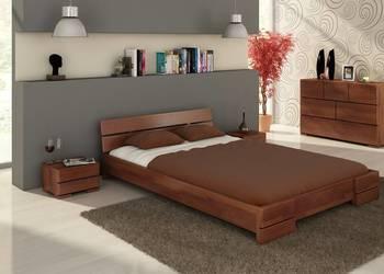 Łóżko niskie sosna 120x200 SA04 - nawet w 7 dni!