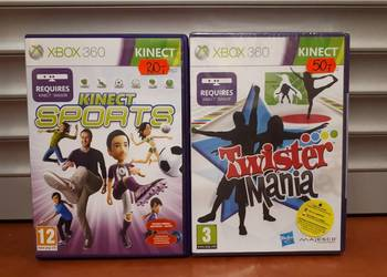Gry Xbox 360 Kinect Sports Twistermania