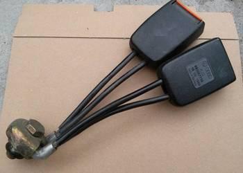 Spinka pasów bezpieczeństwa Audi 80 Zamek Zatrzask 893857739