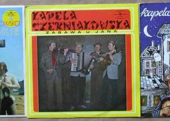 KAPELA CZERNIAKOWSKA - 3 płyty (1974/78/80) - LP