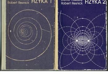 Halliday,  Resnick - FIZYKA 1-2 KOMPL /fa