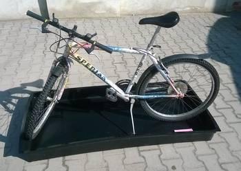Kuweta ploastikowa pod rower 145x70x12cm