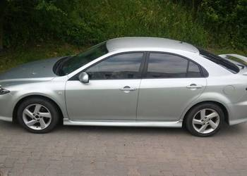 Mazda 6 2.0 Benzyna 2005 r. Bose