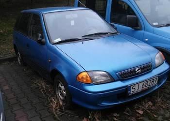 Suzuki Swift 2001 -1.3 85KM, klima