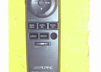 ALPINE PILOT AUDIO RUE-4160