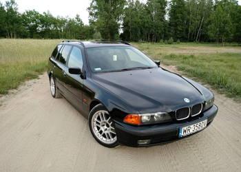 BMW e39 touring Stan bardzo dobry!! Orginalny Lakier!!