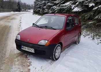 Sprzedam Fiat Seicento Benzyna+Gaz !!