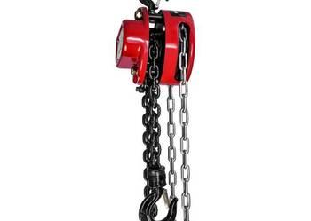 Wciągarka łańcuchowa ręczna 3 tony 0-3m hamulec