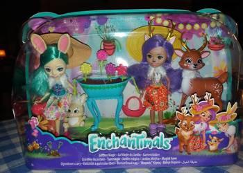 Enchantimals Wielopak Lalki + zwierzątka