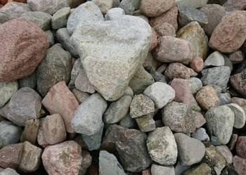 Kamienie polne na skalniak, ogrodzenie,murki, mury oporowe..