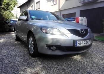Mazda 3 klima sprawna Opłaty do lutego 2019 bez wkładu !