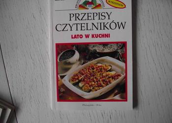 """""""LATO W KUCHNI"""" - WYDAWNICTWO PRÓSZYŃSKI"""