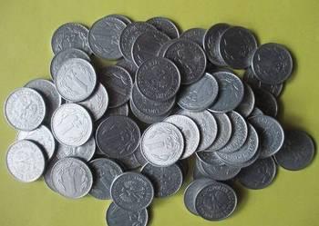 Monety 1 zł - kolekcja z PRL- do negocjacji