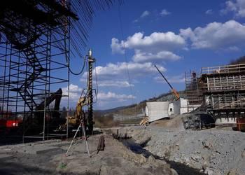 Fundament, pale, palowanie, CFA, mikropale, geotechnika