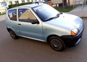 Fiat Seicento 900 I WŁaściciel Okazja