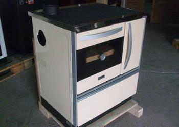 Kuchnia węglowa emaliowana MBS Royal 720 z pokrywą
