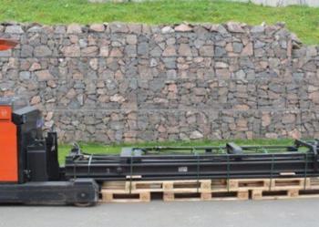 WÓZEK WIDŁOWY BT REFLEX RRE 8, 2 t., 10,80 m, GRUPA PGW