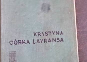 Krystyna Córka Lavransa Tom l Wianek Sigrid Undset