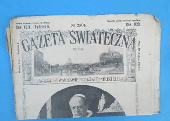 17. Gazeta Świąteczna Rok wydania 1929 - Bezpłatna wysyłka.