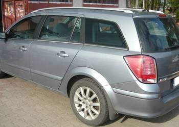 Sprawny Opel Astra 2005r. 1.9, ful wersja, klima, ABS, W-wa
