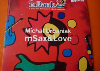 """Płyta CD Michał Urbaniak """"mSax & Love"""""""
