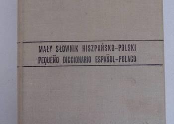 MAŁY SŁOWNIK HISZPAŃSKO-POLSKI
