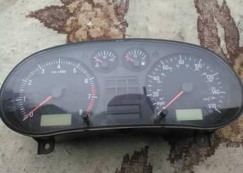 Seat toledo II licznik prędkości, obrotomierz