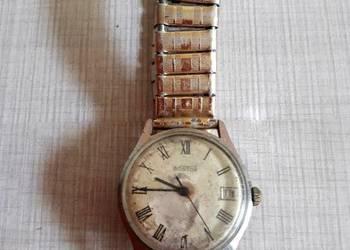 Stare zegarki na rękę, wostok, paljot