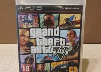 Gra na Playstation 3 GTA V