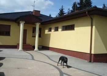 Rezydnecja parterowa dom basen Przeźmierowo Poznań ZAMIANA