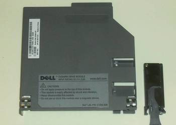 Kieszeń napędu DVD IDE ATA DELL D505 D600 D610 D620 D630