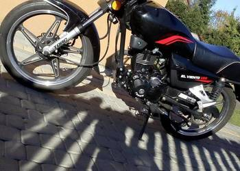 Sprzedam pilnie Motocykl 125cm3