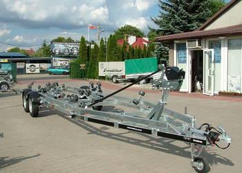 Przyczepa do przewozu łodzi BRENDERUP 35030 TB